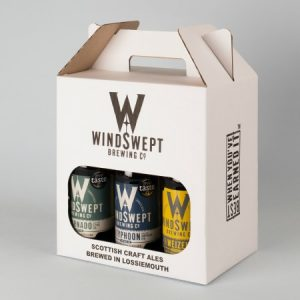 Windswept box beers product photo