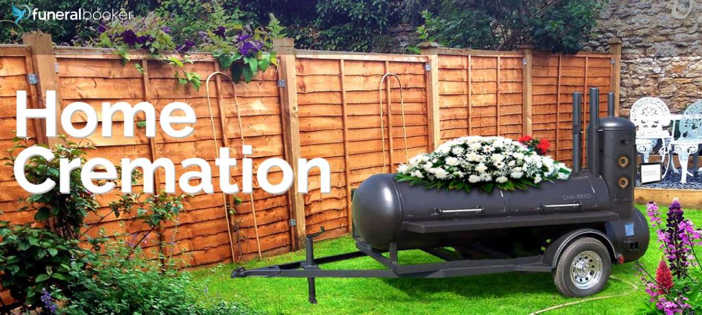 fake news cremation kit