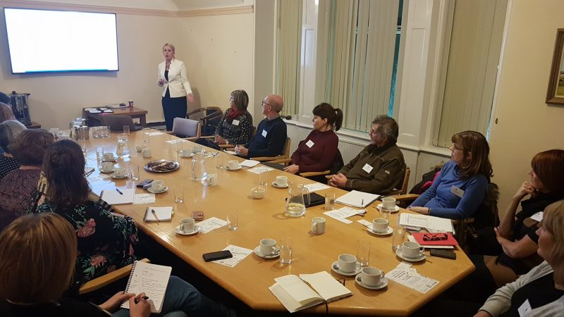 the lossiemouth business association learn about gdpr and small business marketing